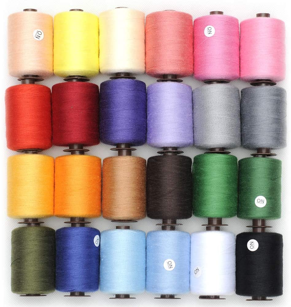 1. Polyester Sewing Thread