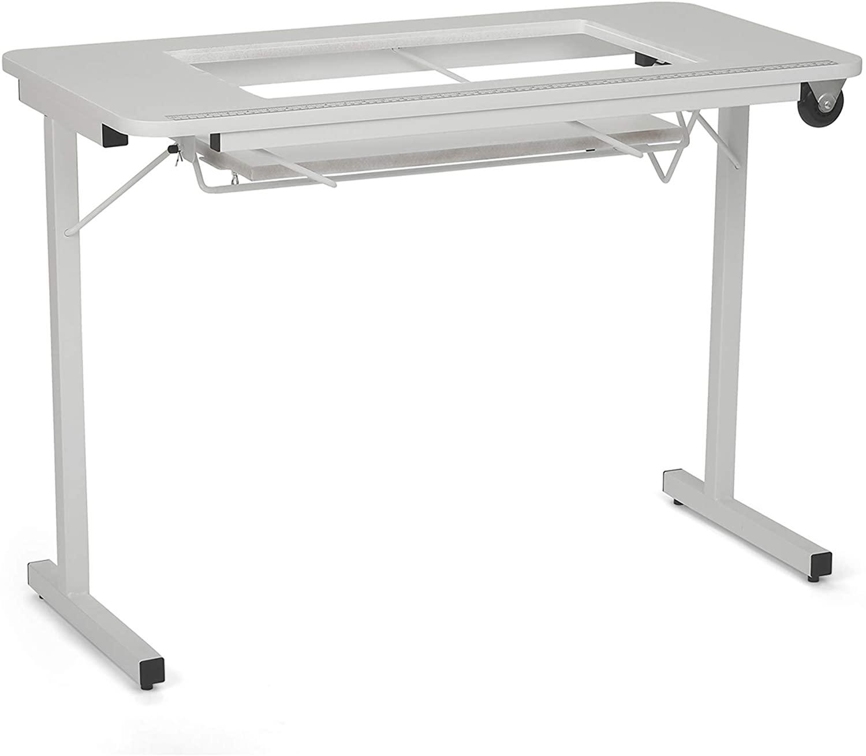 Arrow Gidget Adjustable Sewing Machine Craft Table
