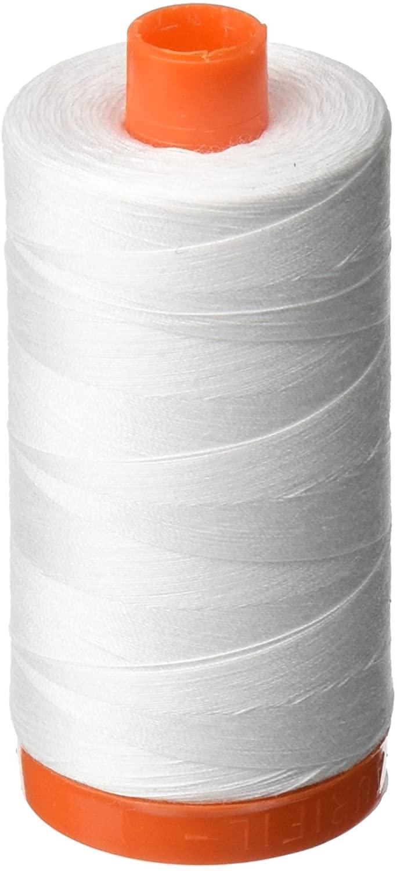 Aurifil Mako Cotton Thread
