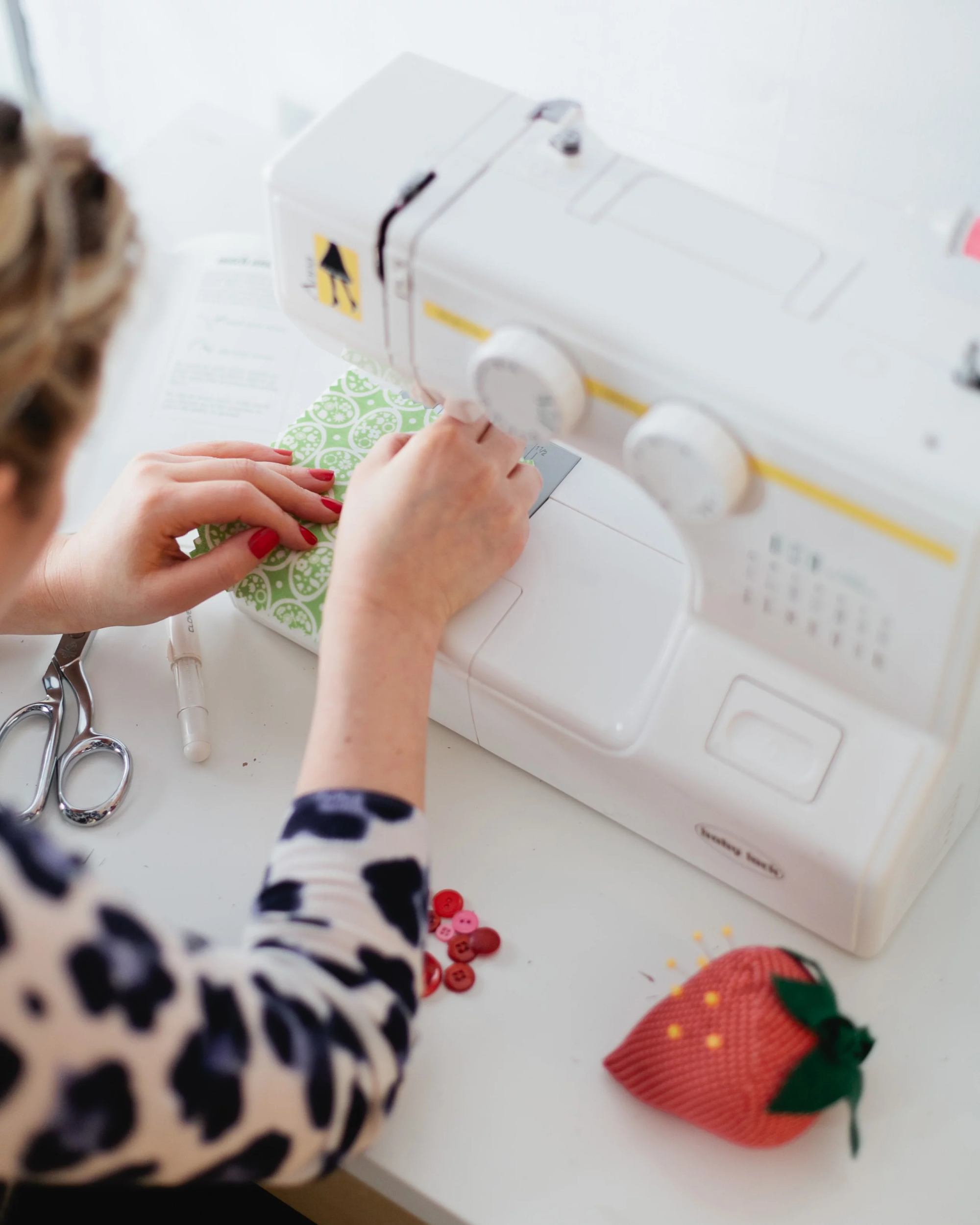 Beginner Sewing Essentials