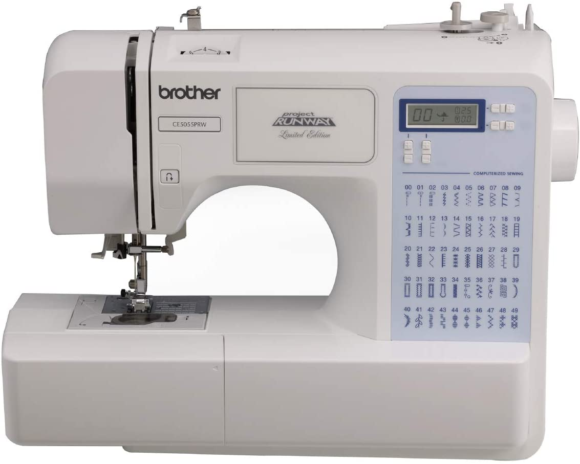 Brother CS50055PRW Electric Sewing Machine