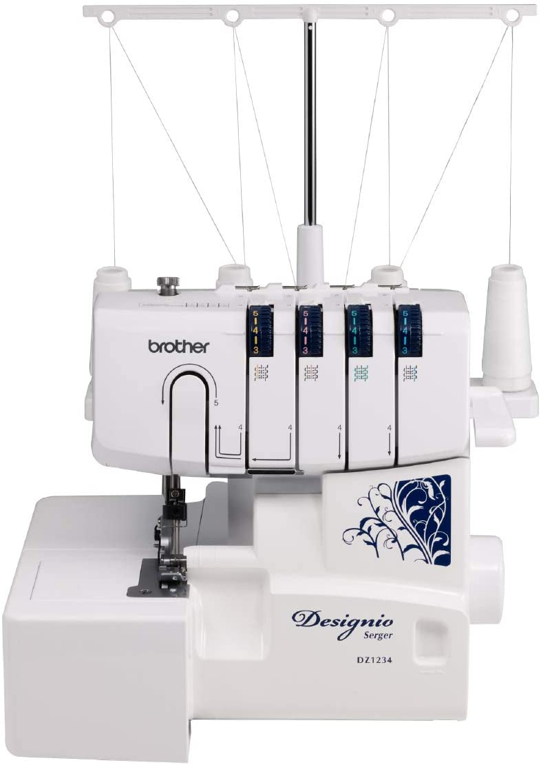 Brother Designio DZ1234 Serger