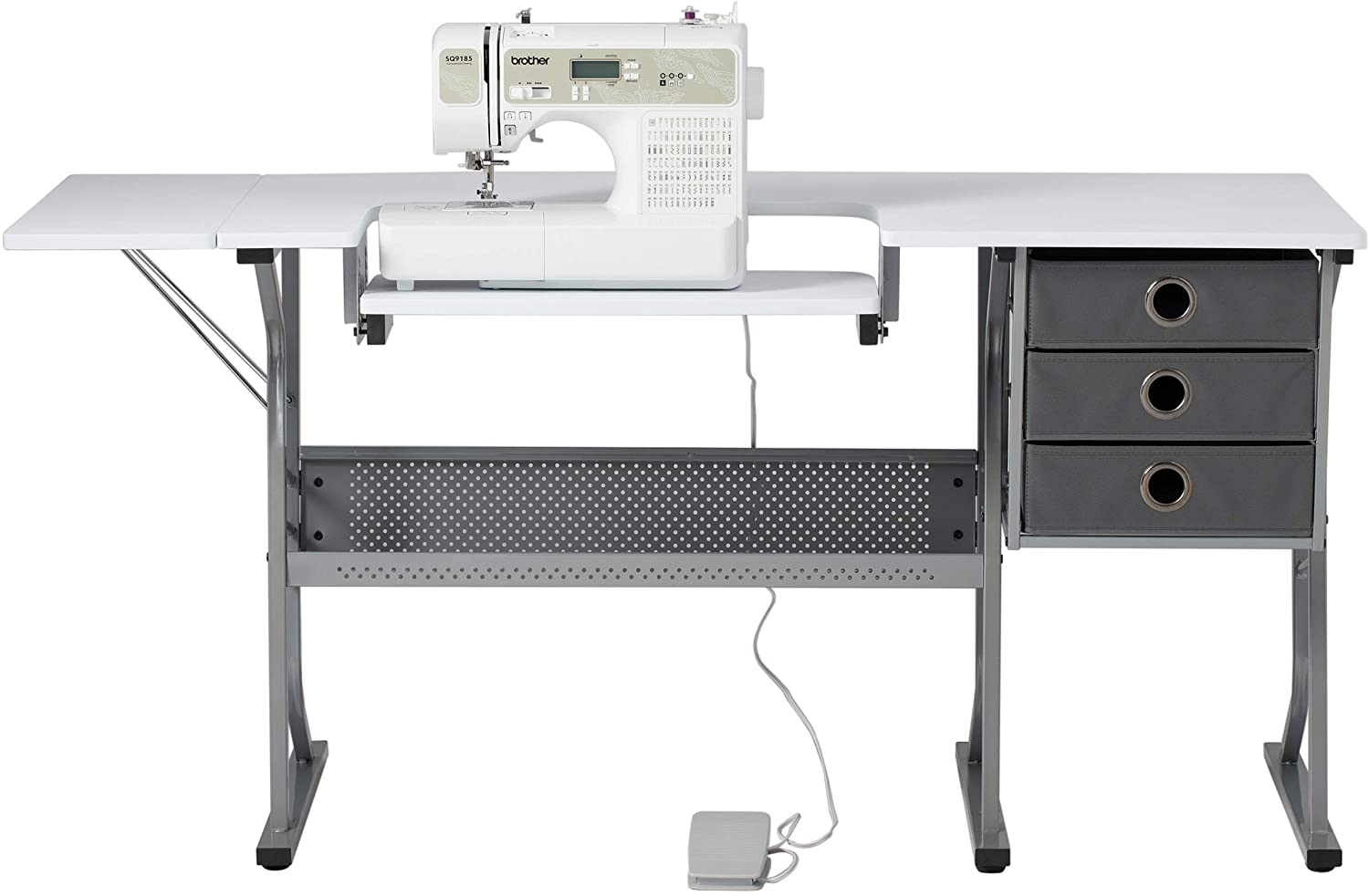Craft & Hobby Essentials Sewing Desk