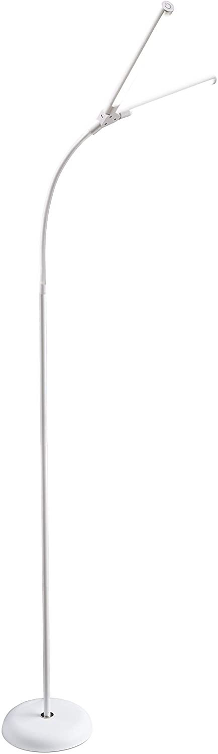 Daylight Duo LED Craft Floor Lamp