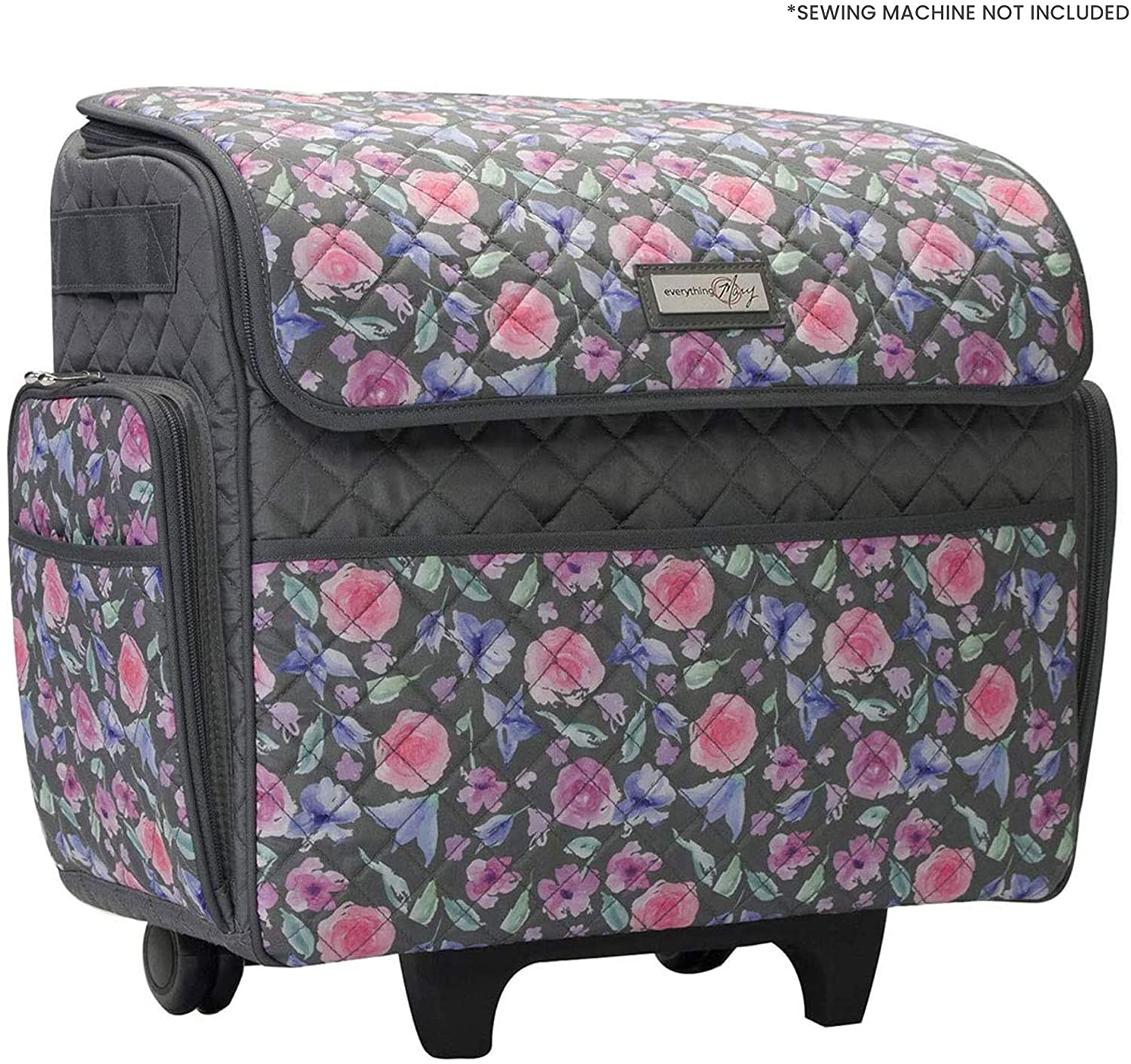 Everything Mary Sewing Machine Rolling Case