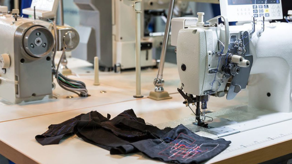 Industrial vs. Domestic Sewing Machines