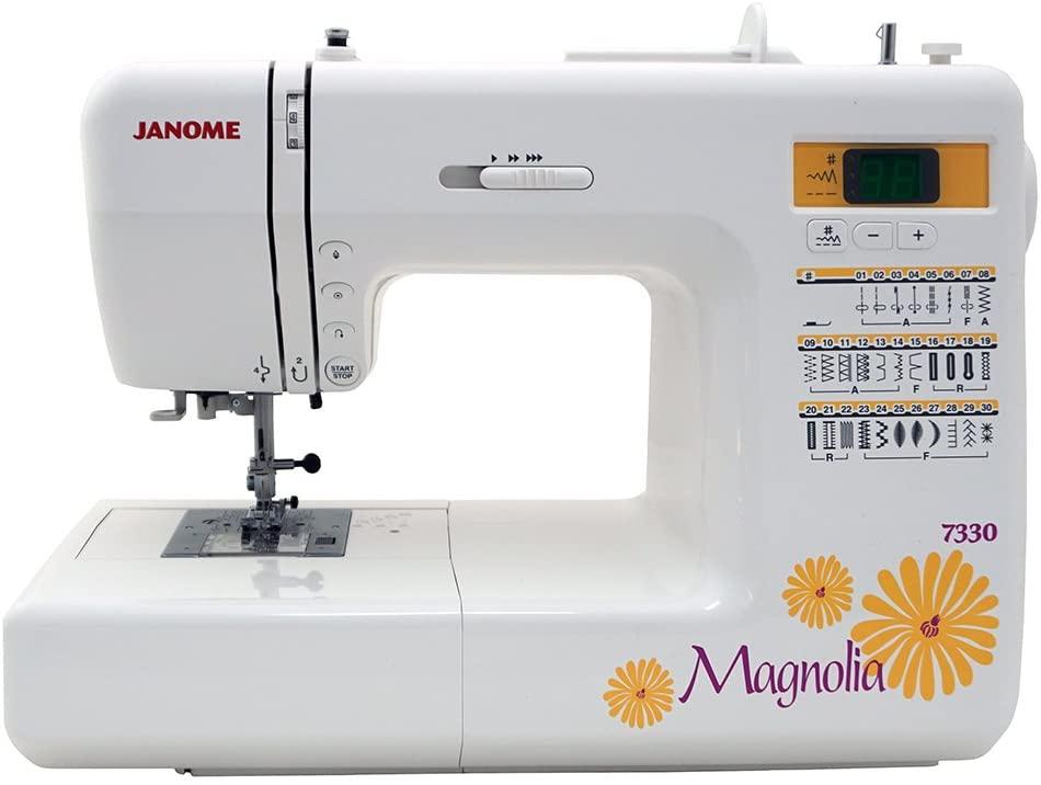 Janome 7330 Magnolia