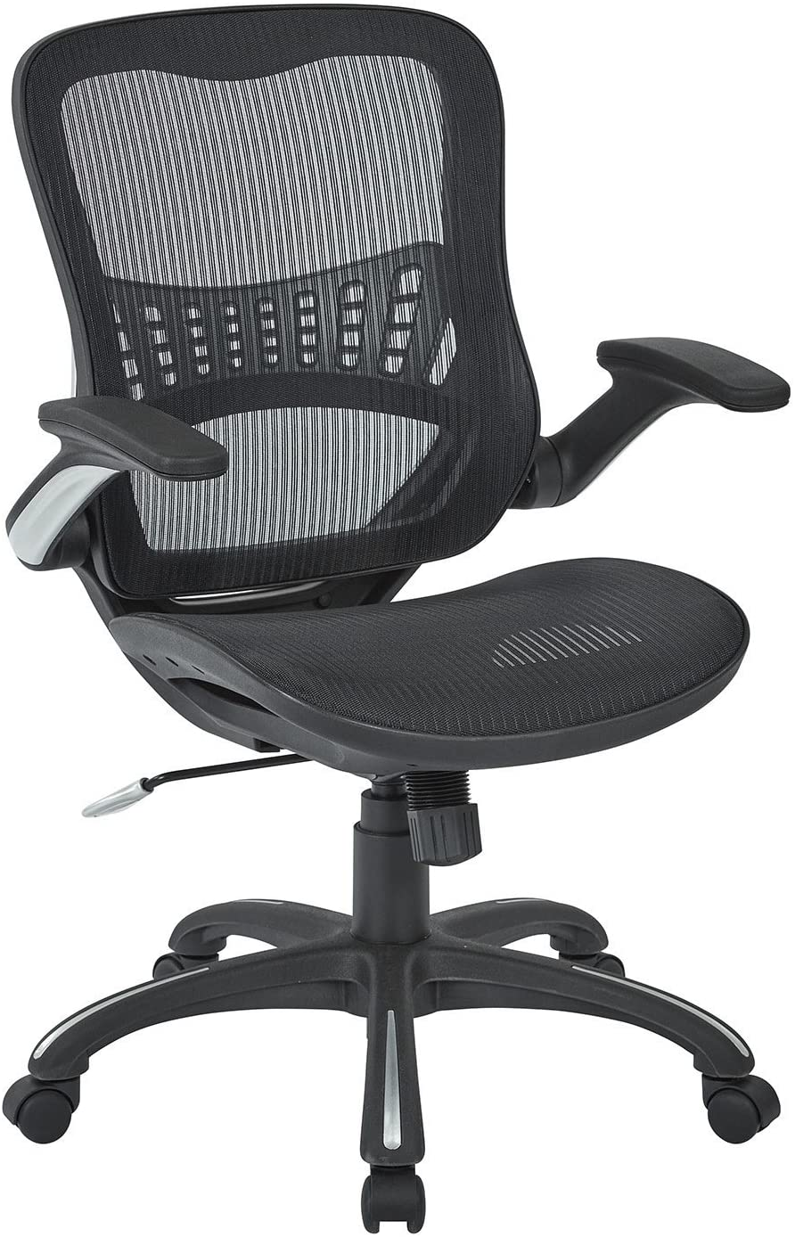 Office Star Mesh Back & Seat Chair