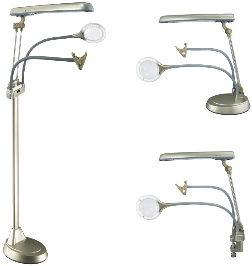 OttLite 3-in-1 Adjustable Lamp