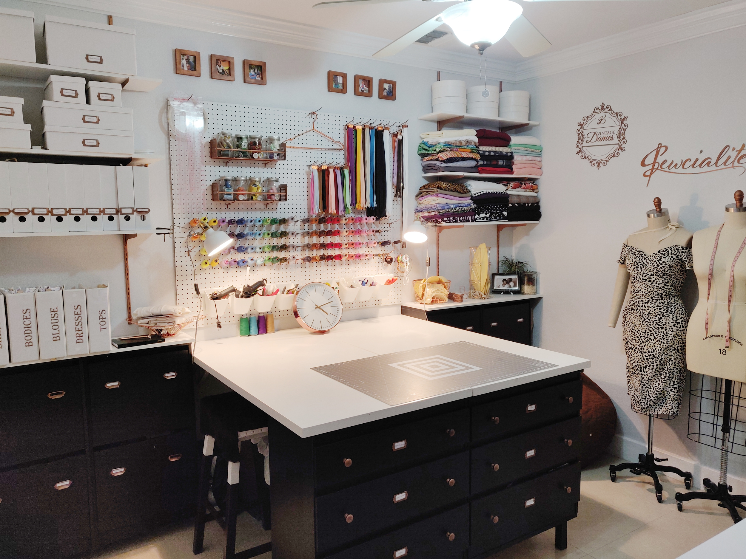 Section 3: How to Create the Perfect Sewing Room