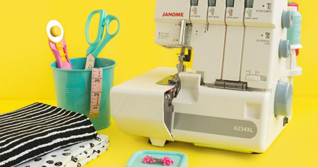Serger Machines