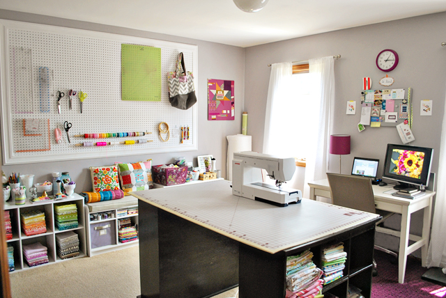 Set Up Your Sewing Station