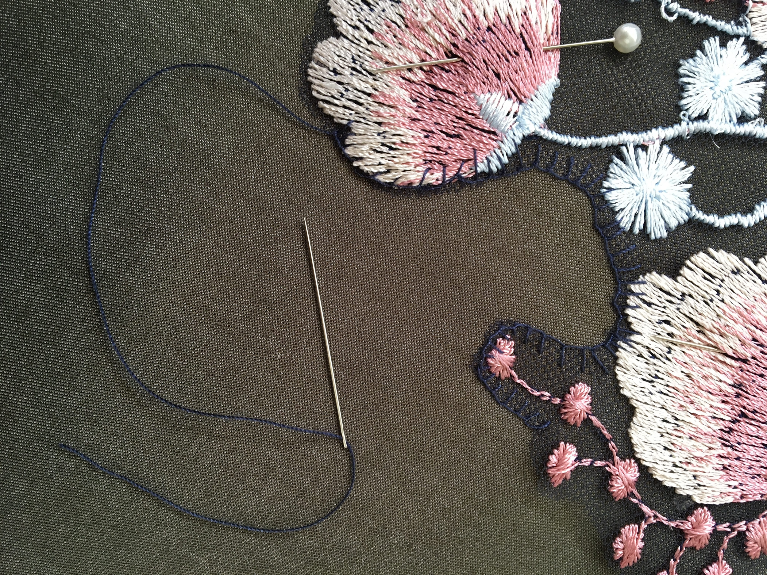 Sewing Appliques