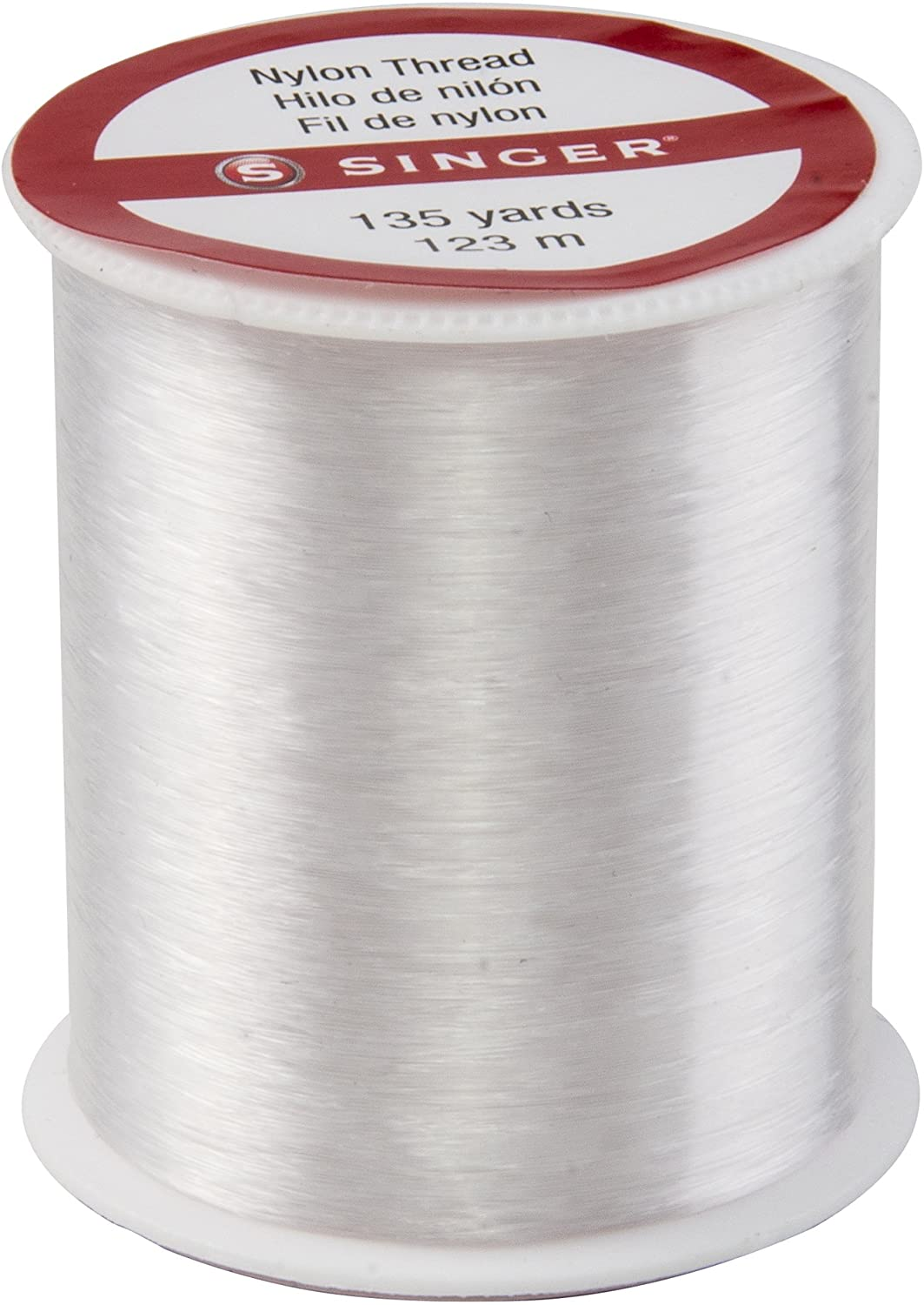 Singer 260 Clear Invisible Nylon Thread