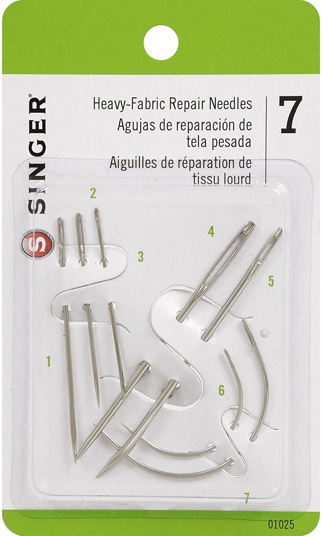 Singer Heavy Duty Assorted Hand Needles