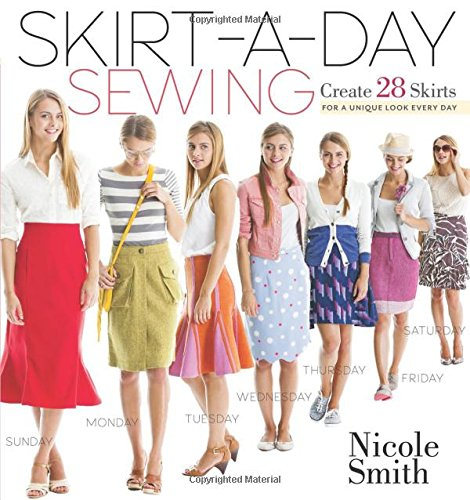 Skirt-a-Day Sewing: 28 Skirts