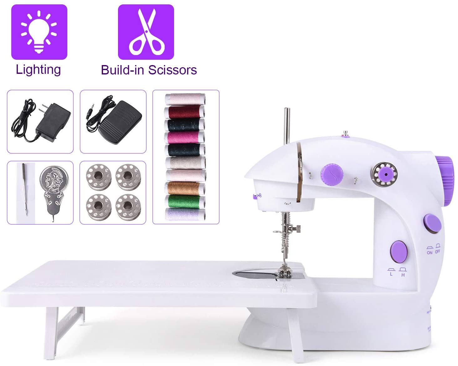Suteck Mini Sewing Machine